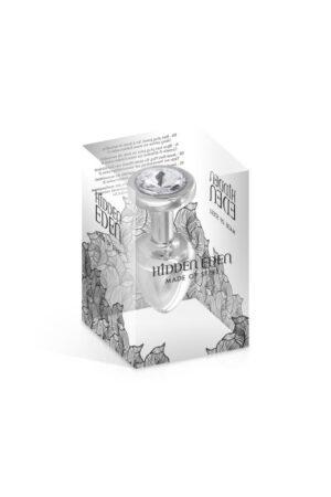 Plug bijou aluminium Angel Hidden Eden 37g XS