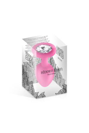 Σφήνα bijou σιλικόνης ροζ Cloud Hidden Eden 30g S