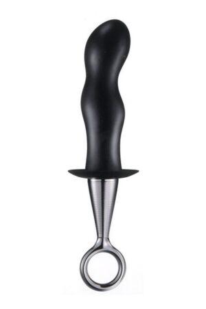Πρωκτικό Plug 22cm με κούρμπα Sextoys NMC