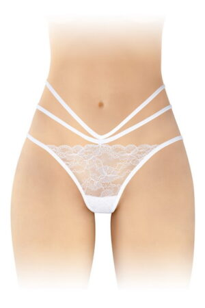 Culotte λευκό Nadia Fashion Secret