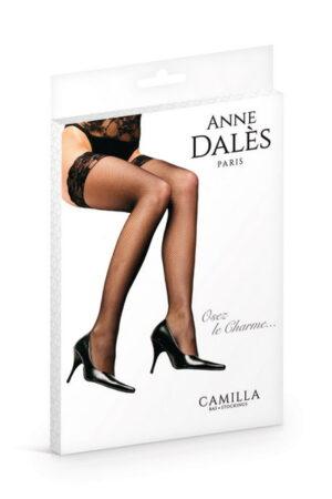 Anne D' Ales Camilla μαύρο καλσόν