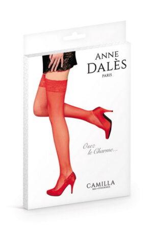 Anne D' Ales Camilla κόκκινο καλσόν