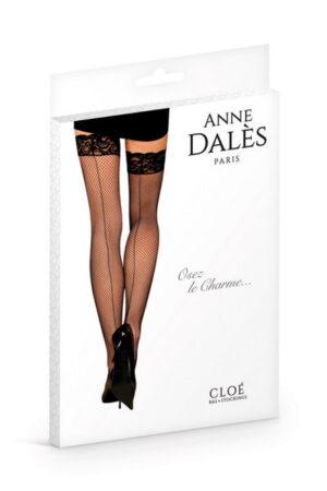 Anne D' Ales Cloe μαύρο καλσόν