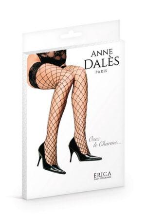Anne D' Ales Erica διχτυωτό καλσόν