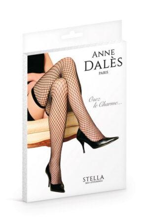Anne D' Ales Stella καλσόν μαύρο