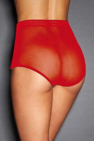 Culotte κόκκινο P5154 Paris Hollywood