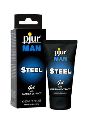 Man Steel 50ml Gel PJUR