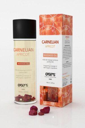 Λάδι massage Apricot Bio 100ml