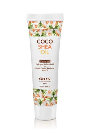 Λάδι massage Coco Shea Exsens