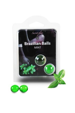 Brazilian Balls Set x2 Mint