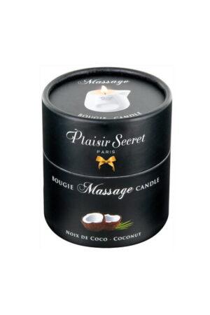 Κερί μασάζ Coconut Plaisir Secret