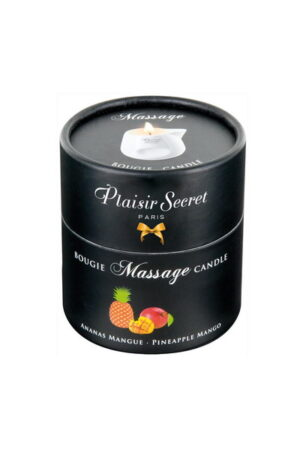 Κερί μασάζ Mango/Pineapple Plaisir Secret