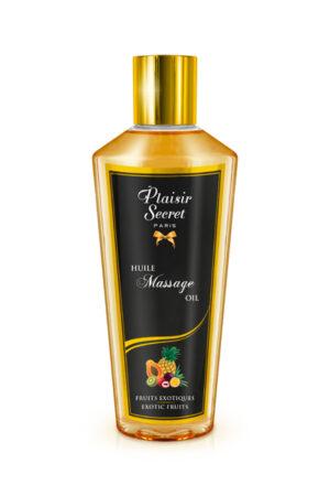 Plaisir Secret Exotic Fruits Λάδι μασάζ 250ml