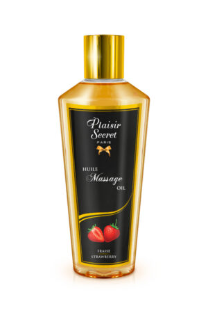 Plaisir Secret Strawberry Λάδι μασάζ 250ml