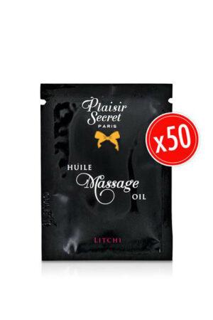Plaisir Secret Litchi 3ml x 50