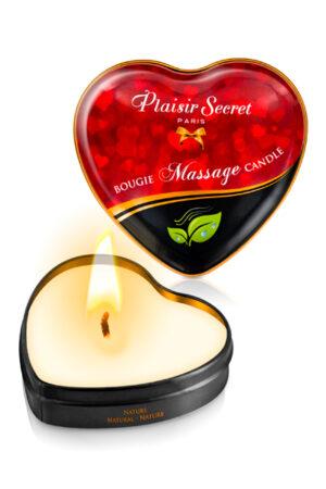 5 Αρωματικά Κεριά Nature Plaisir Secret