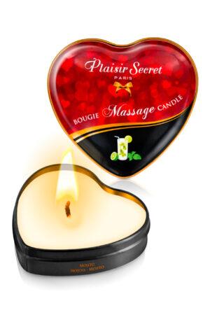 5 Αρωματικά Κεριά Mojito Plaisir Secret