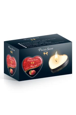 5 Αρωματικά Κεριά Peach Plaisir Secret