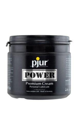 Pjur Power Creme 500ml