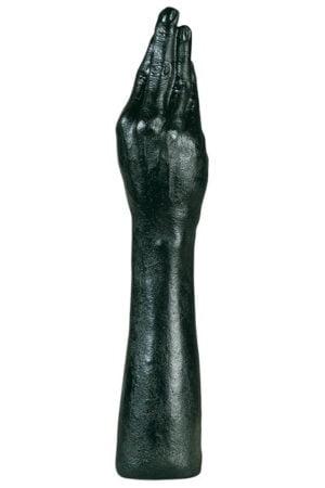 All Black Fisting Belgo Prism